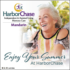 Enjoy your summer at Harbor Chase