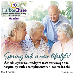 Harbor Chase! Spring into a new lifestyle!