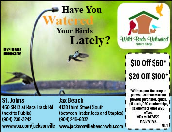 Wild Birds Unlimited Nature shop. Have you watered your birds lately?