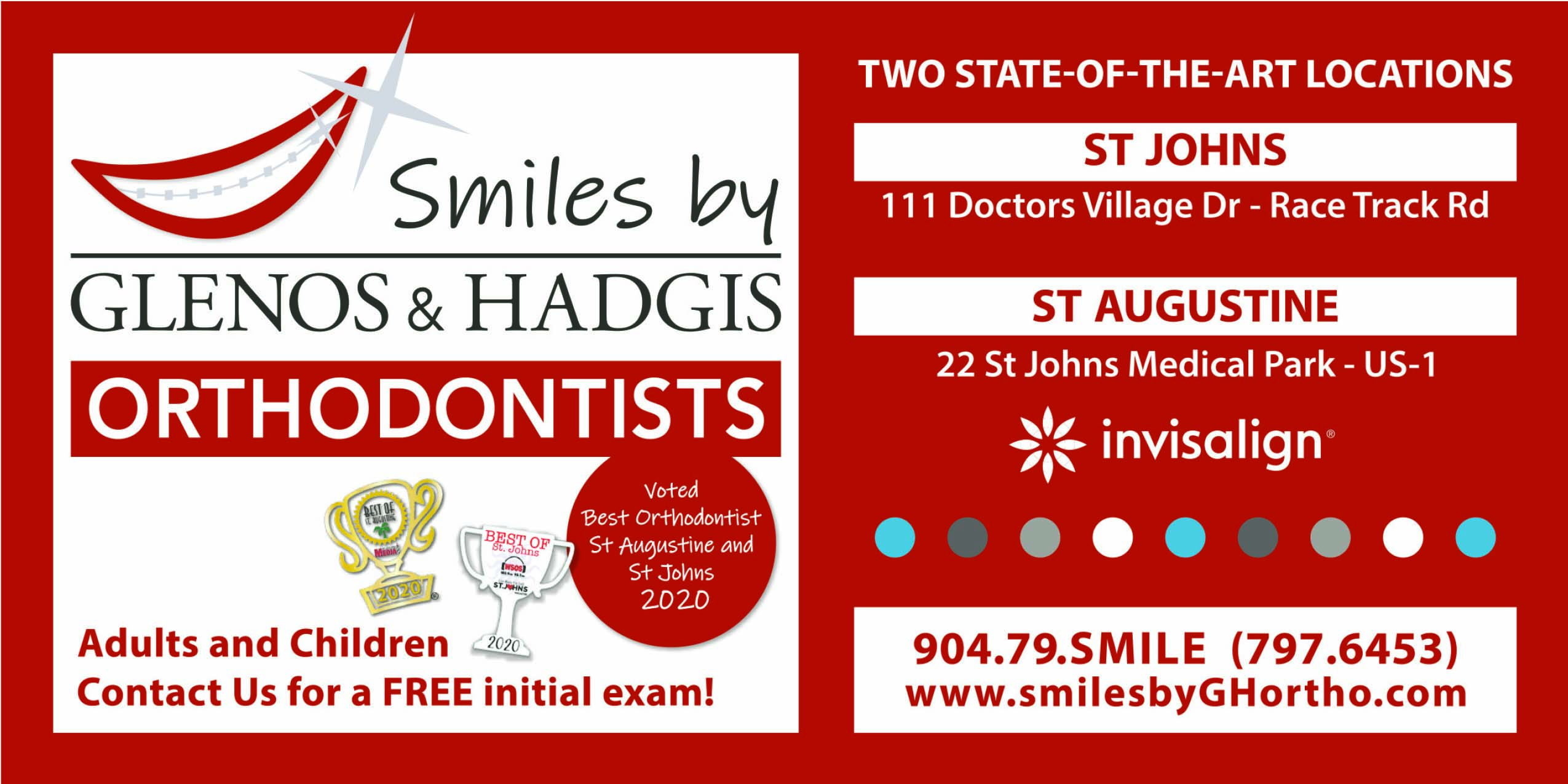 Smiles by Glenos & Hadfic Orthodontists