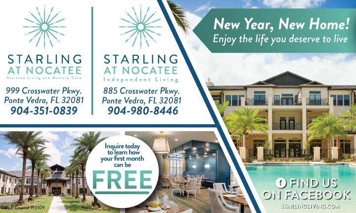 Starling At Nocatee Inquire today to learn how your first month can be free!