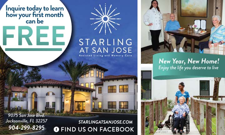 Starling At San Jose Inquire today to learn how your first month can be free!