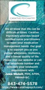Carative Psychiatry, schedule your telehealth appointment today!